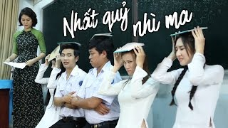 Cười Muốn Xỉu với Hài Học Sinh - Hài Nhất Qủy Nhì Ma Tập 1 - Tuyển chọn Hài Việt Hay Nhất 2019