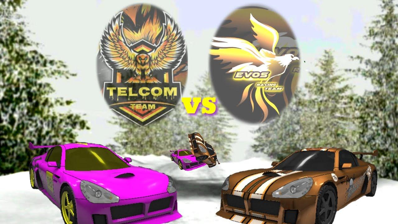 Rally Fury Extreme Race Yev Os Team Vs Team Telcom Pertemuan Perdana Youtube