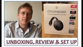 Chromecast 2 Review & Set Up (2018) - Stream PC/Phone to TV