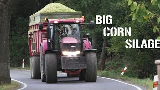 BIG CORN SILAGE | Tractors in action | Claas Jaguar 950 | Case IH | New Holland | Agriculture