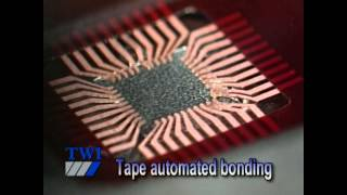 Tape automated bonding