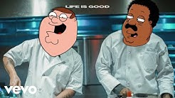 """Peter Griffin & Cleveland Brown Sing """"Life Is Good"""" by Future & Drake!"""