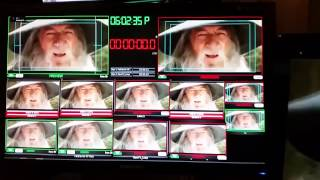 Gandalf Gives a Tour of NewTV (Gandalf Epic Sax Guy)