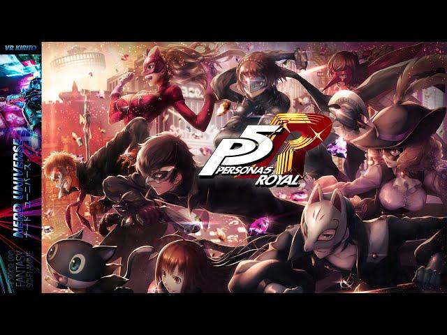 ✮ Persona 5 Royal Release - LP#1 Alles von Anfang an ✮  PS4 Pro [Deutsch] JP Audio