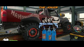 Monster Pickup Truck Joker Review - Dubai Drift 2