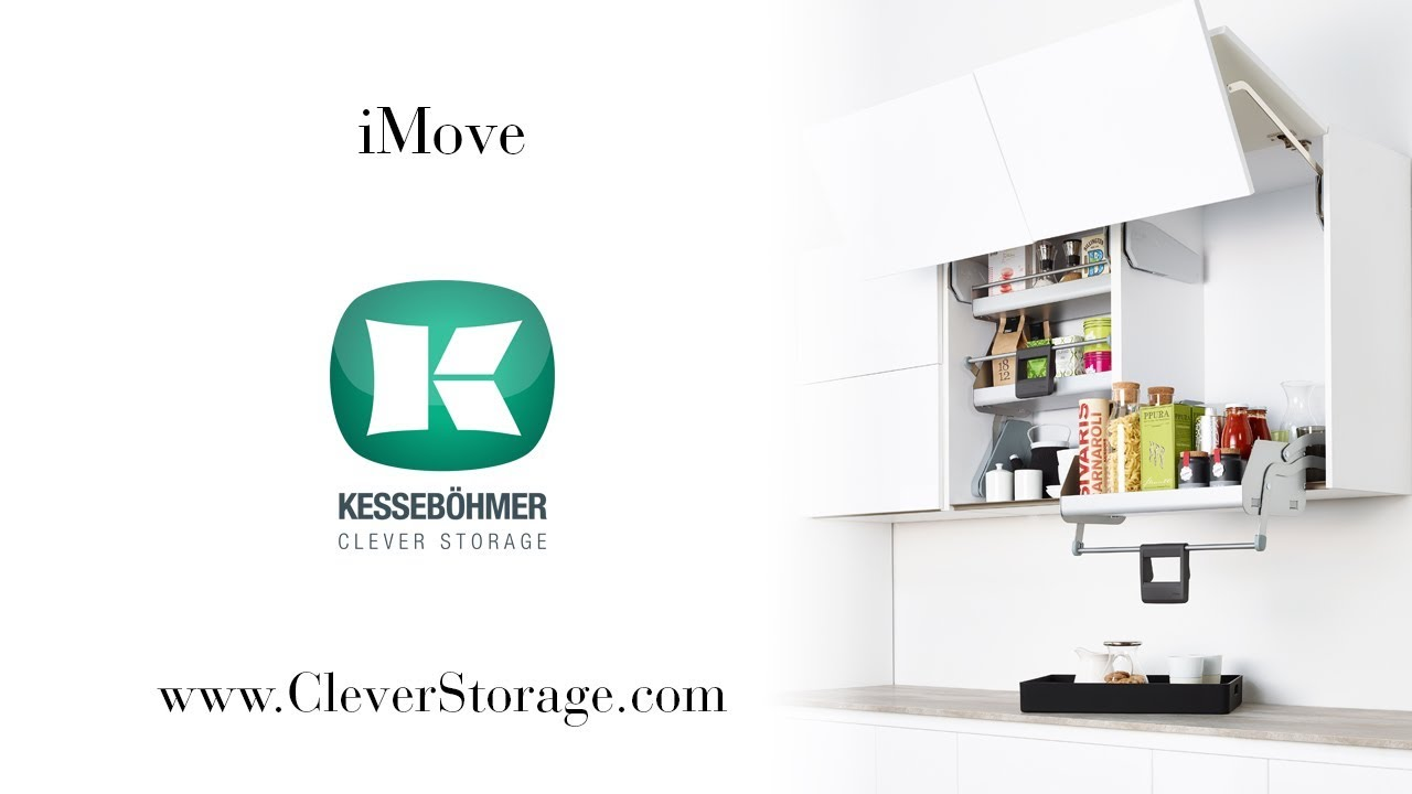 Imove Pull Down Shelf For Wall Cabinets Features And Benefits Youtube