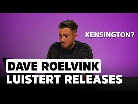 Dave Roelvink: 'Wie is Kensington?' | Release Reacties