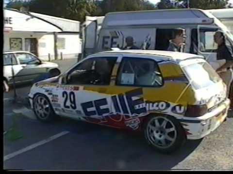 Rallye du Limousin 1997