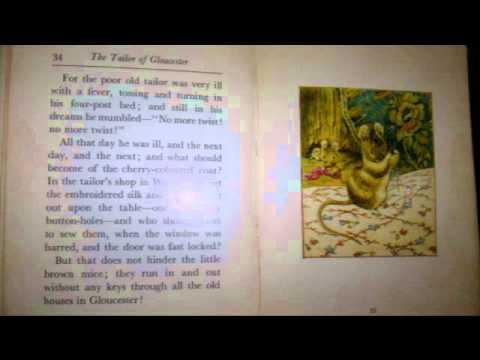 *Bedtime Story* The Tailor Of Gloucester (Soft Spoken ASMR)