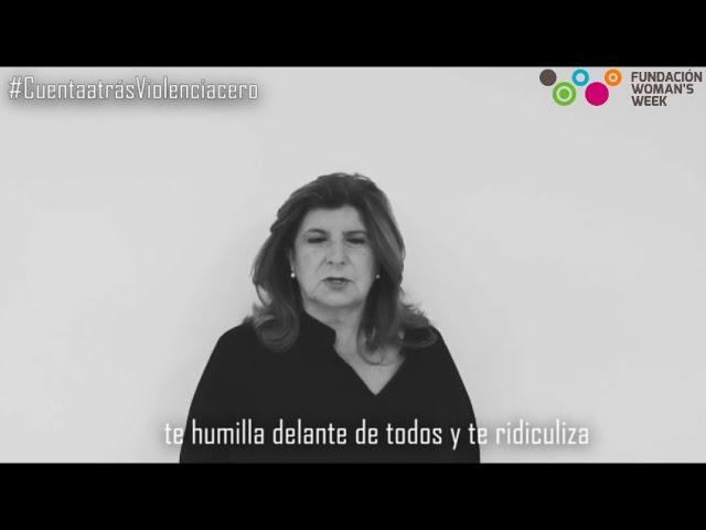 Cuenta Atrás, Violencia Cero   Marisa Camacho, Consejera Delegada de TIPSA