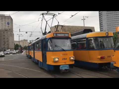 Leipzig 2018 - Plaza Augustus