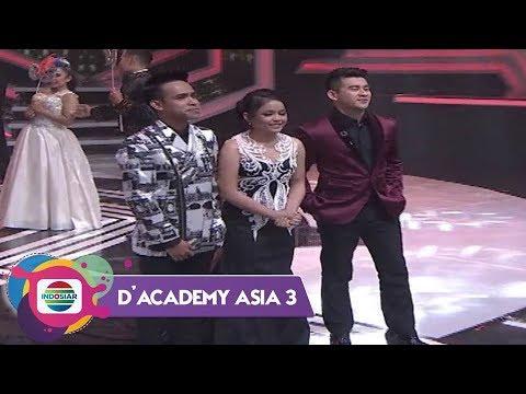 Highlight DA Asia 3 - Group 1 Top 6