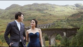 Scotland Pre-wedding short film 蘇格蘭婚紗側錄-Winona+Fabien