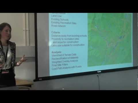 Using Open Source GIS in the undergraduate Civil & Environmental Engineering Curriculum, UCL