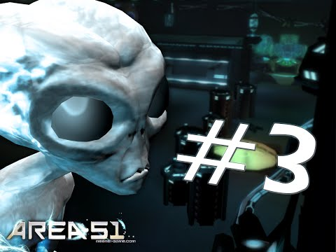 Прохождение Area 51   Зона 51 (МНОГО ТВАРЕЙ) - часть #3