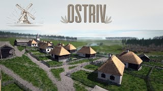 Ostriv Gameplay: A New City Building Game! Let's Play!