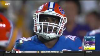 Florida vs LSU 2015 Just the Plays