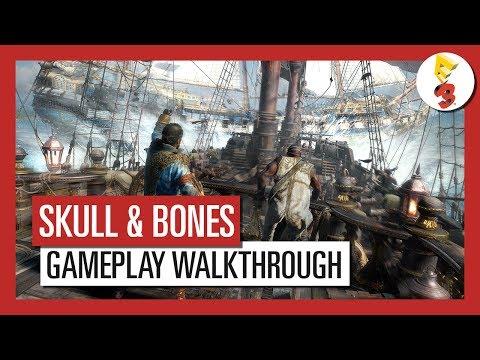 Skull and Bones: E3 2017 Mehrspieler-Gameplay Walkthrough - AUT
