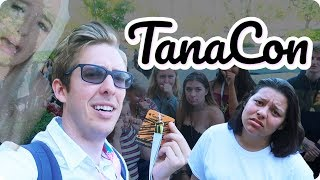 What ACTUALLY happened at Tanacon... | an emotional video