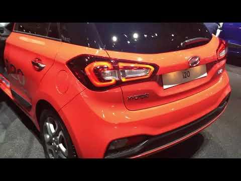 Hyundai i20 - AutoShow StyleOfCar - Automotive #HD007