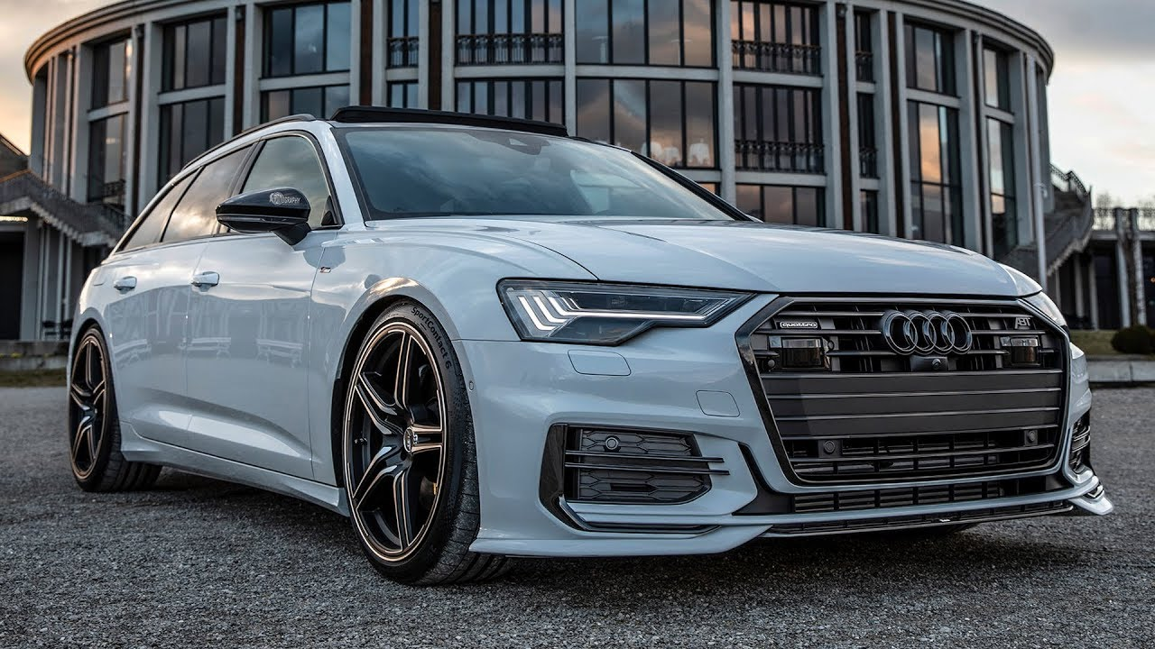 Sexiest Wagon Ever New 2019 20 Audi A6 Avant Abt 330hp 670nm Makes The Wait For The Rs6 Easier Youtube