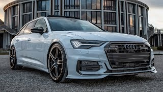 SEXIEST WAGON EVER? NEW 2019/20 AUDI A6 AVANT ABT (330hp/670Nm) - Makes the wait for the RS6 easier
