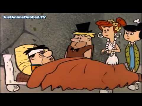 The Flintstones Shorts : Fred Faking To Be Sick