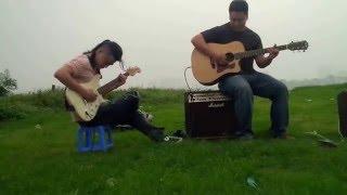 [GC4U] Làm gì mà không thốn - Guitarist người Lào, giao lưu Ngũ Cung Band