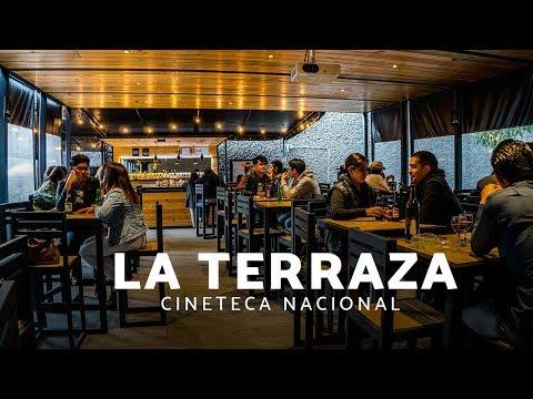 Terraza De La Cineteca El Nuevo Espacio Con Jazz Y Cine