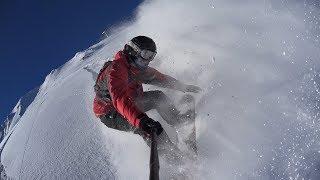 snowboarding #09: Spring POW!! Parnassos