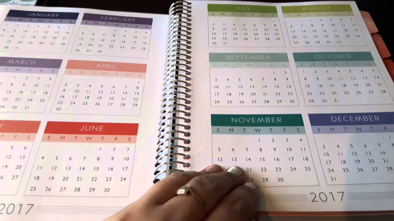 plum paper fitness planner address book youtube