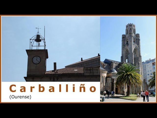 Carballiño (Ourense) - YouTube