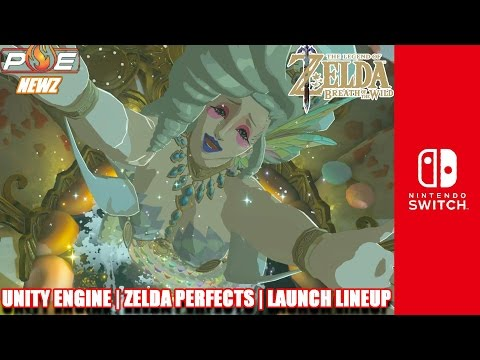 Nintendo Switch - Zelda Metacritic Perfects Record, Best Reviewed Launch Since NGC & MORE! | PE NewZ