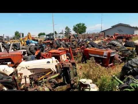 Nampa Tractor Salvage 2/2 Massey Ferguson, Ford, John Deer, Case, Tractor Parts