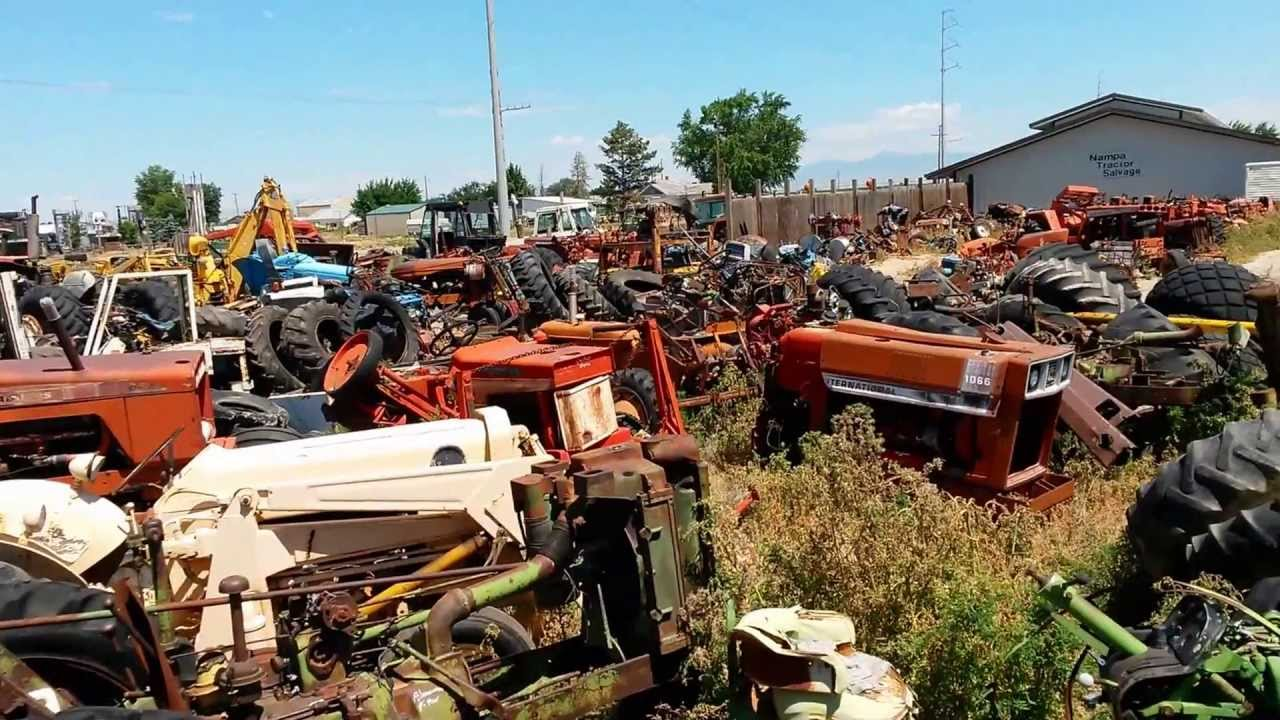 Auto salvage yards albuquerque 13