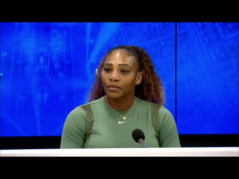 Serena Williams 'My daughter's too loud to come to matches!' | US Open 2019 R4 Press Conference