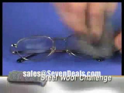 18e65957574 Eyeglass Scratch Repair Remover - YouTube