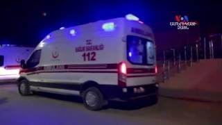 Թուրքիան մեղադրում է ԴԱԻՇ ին քիմիական զենքի կիրառման մեջ