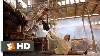 Iron Monkey (5/10) Movie CLIP - Little Wong Fei-Hung (1993) HD
