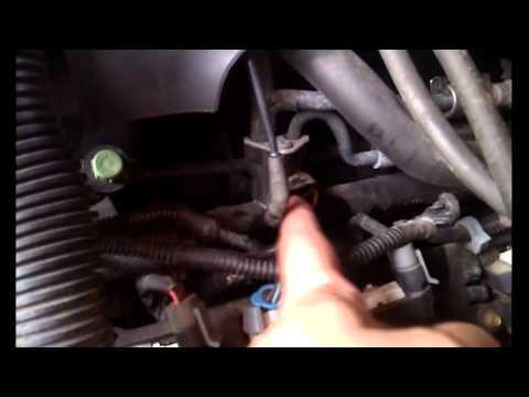 98 Honda Accord Wiring Diagram 1970 Ford Fairlane Replacing Fuel Regulator - Youtube