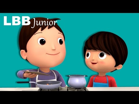 Cooking Song | Original Songs | By LBB Junior