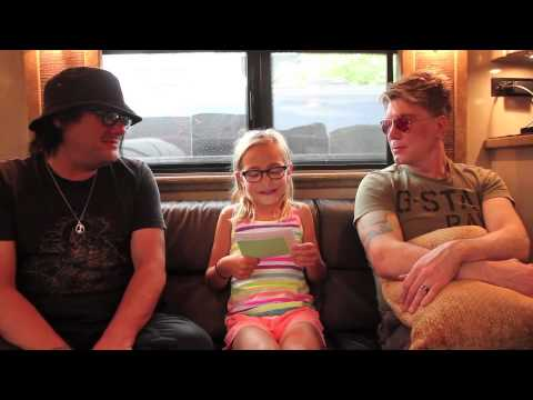 Kids Interview Bands - Goo Goo Dolls