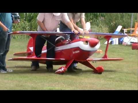Pagani productions @mvsb son noord brabant rc  fly in   10-7-2011 part 1