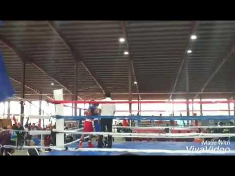 # Bhopal U-19 Boxing Championship 2016!!  Me Red Corner