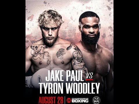 Jake Paul vs Tyron Woodley Pre-Fight Analysis & much much more AMA 90- Coach Zahabi