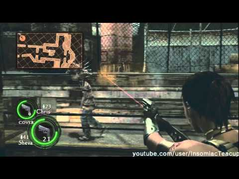 RESIDENT EVIL 5: Chapter 3-3 'Oil Field - Drilling Facilities' (Professional)