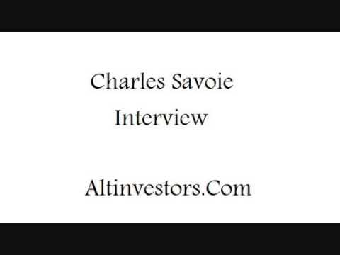 Charles Savoie- Anglo American Empire + Silver Suppression