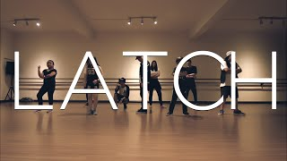 Disclosure - Latch ft. Sam Smith | Choreography by Jason