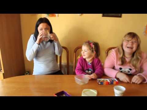 BeAn BoOzLeD challenge:) Ireland 2015! with Yana, Amiina & Alexa