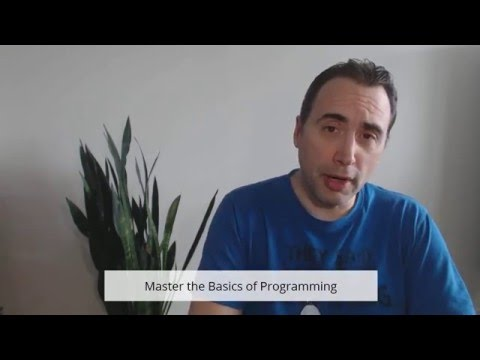 Master the basics of programming!